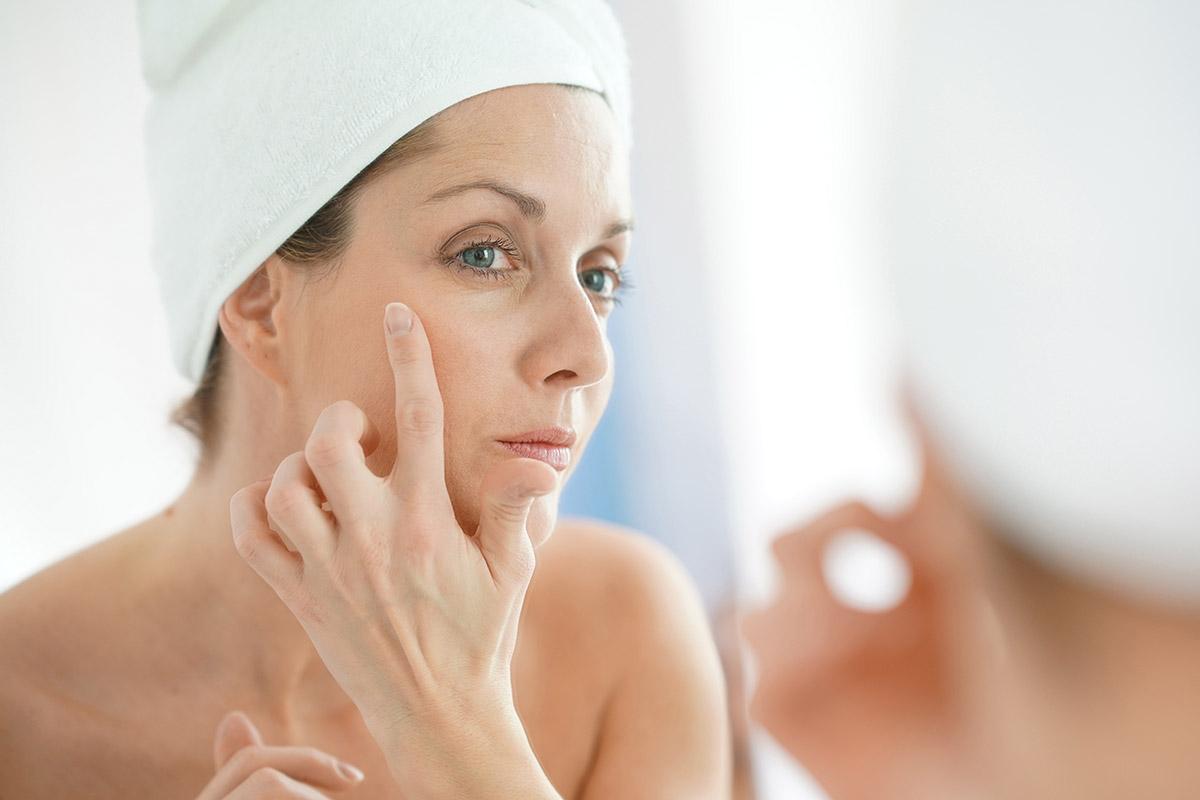 Skincare quotidiano della pelle
