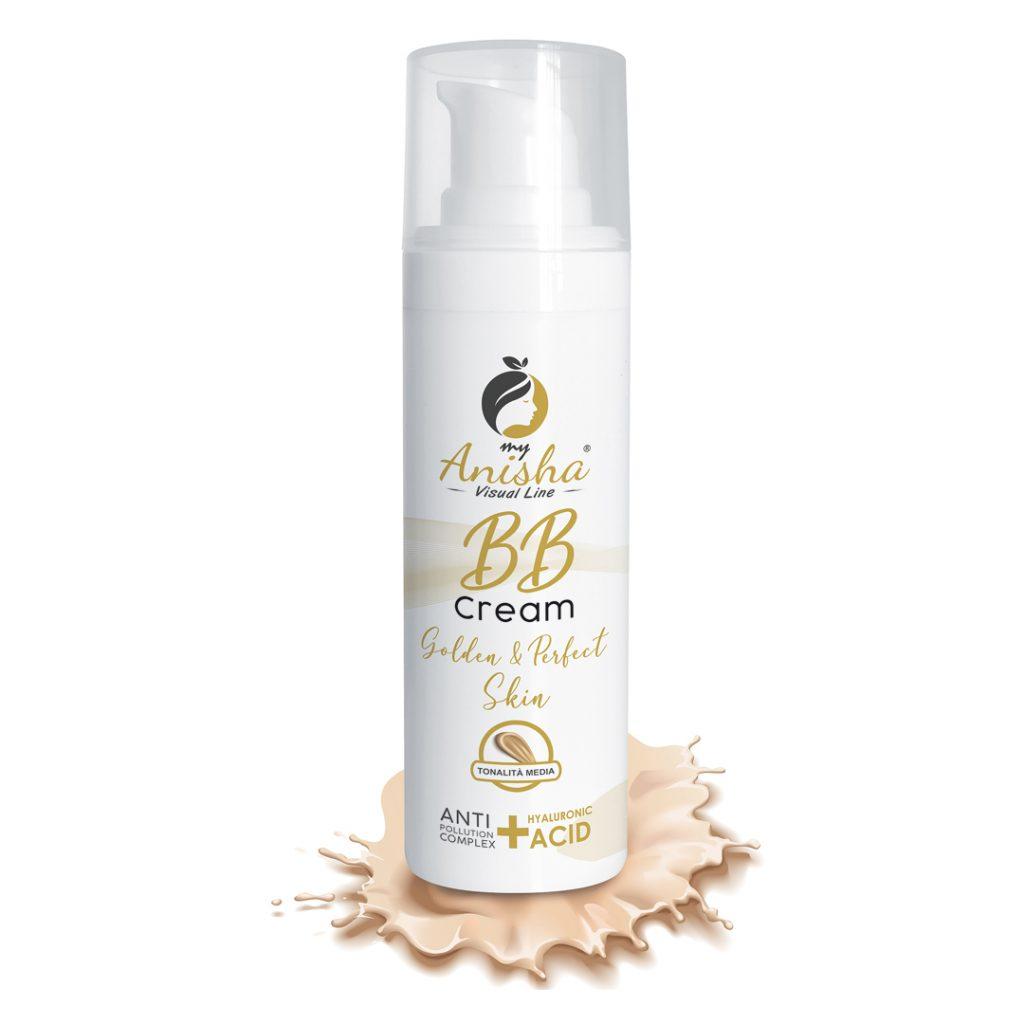 """Scopri Ora la BB Cream di MyAnisha """" Gold & Perfect Skin"""""""